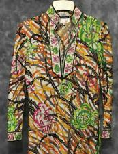 Vintage Emilio Pucci for Creeds of Canada Maxi Dress 100% Cotton Tagged Signed