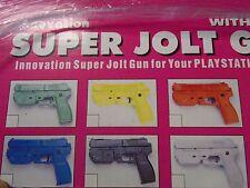 GREEN Guncon Playstation Jolt Light Gun Kickback Foot Pedal AIMTRAK Innovation