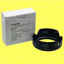 Genuine Canon EW-54 Lens Hood EW54 for EF-M 18-55mm f/3.5-5.6 IS STM