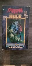 Spiderman The Incredible Hulk Doom's Day Book One Rampage Novel