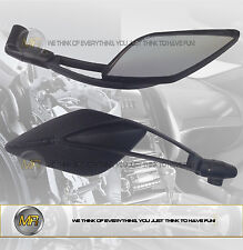 FOR SYM SB 250 Ni 2013 13 PAIR REAR VIEW MIRRORS E13 APPROVED SPORT LINE