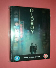 STEELBOOK : OLD BOY Play.com Exclusive - RARE - NEW & SEALED  - NEUF