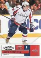 2011-12 Panini Contenders Hockey #98 Alex Ovechkin Washington Capitals