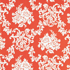 Jennifer Paganelli Sis Boom Girls World Vibe Carrie Fabric in Tangerine JP58