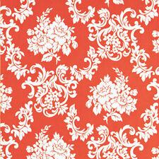 Jennifer Paganelli Sis Boom Girls World Vibe Carrie Fabric in Tangerine JP58