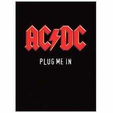 AC/DC - Plug Me In (DVD, 2007, 2-Disc Set) New and Sealed