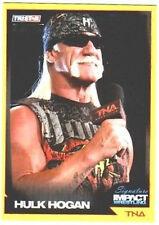 TNA Hulk Hogan #91 2011 Sig Impact Silver Parallel /50