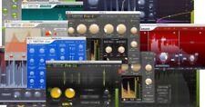 FabFilter Total Bundle, AU RTAS VST VST3 AAX Pro tools 10, 12 Read description!!