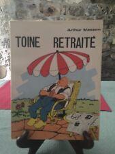 Arthur Masson - Toine retraité - Librairie Vanderlinden -  B7