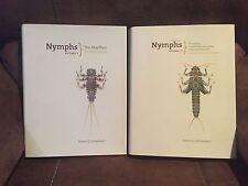 Nymphs Vol. I , Ernest G. Schwiebert, Lyons Press, CT, 2007, First Edition