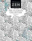Zen Coloring - The Ultimate Collection Designs by GMC -Paperback