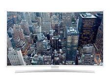 Weiße 2160p (4K) Fernseher inklusive Fernbedienung
