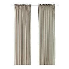 Ikea Gardine ikea gardinen querbehang sets günstig kaufen ebay