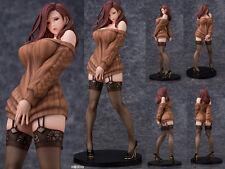 Sexy! Daiki Kougyou Oda Non Illustration Shiho Kujo 1/6 Figure Figur 29cm No Box