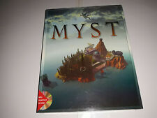 Myst -PC Game - A00001