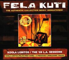 Fela Kuti : Koola Lobitos 64-68/The '69 Los Angeles Sessions CD (2012)