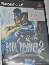 Legacy of Kain: Soul Reaver 2 (Sony PlayStation 2, 2001)