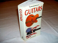 The Illustrated Directory of Guitars Softcover Guide Book Identification R Bonds