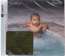 DJ Khalid 2 CD's Grateful 889854652425 NOW SHIPPING !