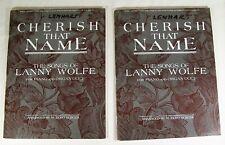 Cherish That Name, Duet Songbooks, Elmo Mercer (2 Copies), 1982