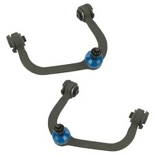 Pair Set 2 Front Upper Control Arm Ball Joints Mevotech For F-150 No SVT Raptor