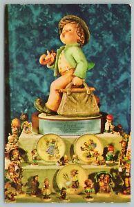Dundee Illinois~The Aeger Potteries Inc~Vintage Postcard