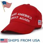 US Make America Great Again Donald Trump Hat Success Cap Republican Embroidered