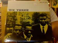 Roy Haynes Phineas Newborn Paul Chambers We Three LP sealed vinyl RE reissue