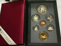 1993 ROYAL CANADIAN MINT DOUBLE DOLLAR PROOF SET