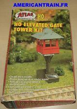 Elevated Gate Tower échelle HO Atlas