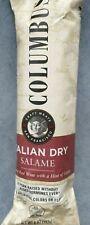COLUMUS~ Italian Dry Salami~ 8oz Stick~ GF/No MSG