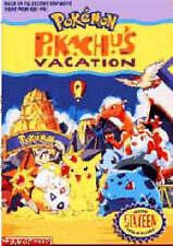 Junior Novelisation; Pikachus Vacation (Pokemon), West, Tracey, Used; Good Book