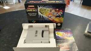 Super Game Boy for SNES Super Nintendo Boxed - Free Post