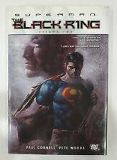 Superman - THE BLACK RING Volume 2 - Hardcover - Graphic Novel - DC