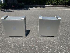 2 Apple PowerMac G5's