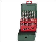 Metabo HSS-G Twist Drill Bit Set 19 Piece MPT627153