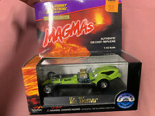 NEW Johnny Lightning 1:43  Magmas Green Trantula Cars Die Cast Metal Spider