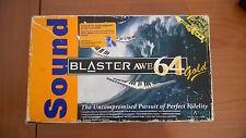 Creative SOUNDBLASTER AWE 64 GOLD - ISA Card