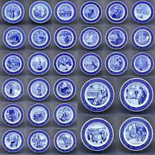 Mothers Day Porcelain Plates Mors Dag 1971-2004 Rorstrand Sweden CARL LARSSON