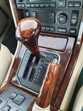 RED Stitch accoppiamenti Range Rover P38 HSE DSE automatico VOGUE in pelle pomello del cambio copertura
