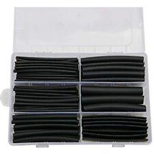 Deimcdy 130pcs 31 Heat Shrink Tubing Kit 6 Sizes Diameter 12 38 14 316