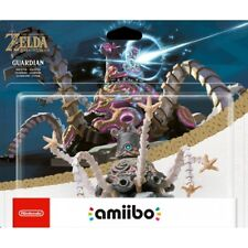 Guardian Amiibo Zelda Breath of The Wild Collection Wii U Switch 3ds