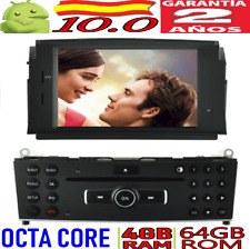 4GB RAM ANDROID 10.0 MERCEDES C W204 C200 C180 C220 C280 COCHE RADIO DVD GPS CAR