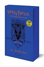 Harry Potter and the Philosopher's Stone - Ravenclaw Edition J. K. Rowling PB