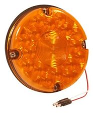 GROTE 55993 - 7a?? LED Stop/Tail/Turn Lamp, Yellow, Turn Lamp w/o Reflex