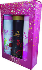 So…? THE COLLECTION Body fragrance body spray 3 x 75 ml