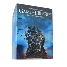 Game of Thrones: The Complete Series (DVD 38 - Disc Set)Free Shipping USA