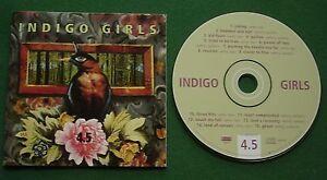 Indigo Girls 4.5 inc Hammer and Nail / Ghost + CD
