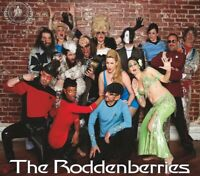 The Roddenberries Official Title Album Sci Fi Party Band