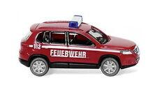 POMPIER - VW TIGUAN WIKING 092004 voie N 1:160 MAQUETTE de Voiture modèle